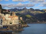 Italy  Amalfi Coast  Atrani