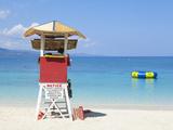 Doctor's Cave Beach  Montego Bay  St James Parish  Jamaica