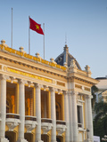 Opera House  Hanoi  Vietnam