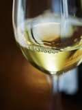 A Glass of Green Veltliner Wine