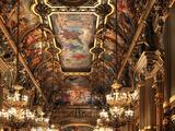 Palais Garnier  Opera de Paris  France