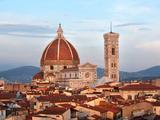 Cathedral Santa Maria del Fiore  Florence  Italy