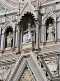 Cathedral Santa Maria del Fiore  Florence  Italy