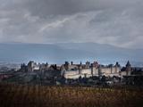 Carcassonne  Aude  France