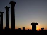 Nymphaeum Temple  Bosra  Syria