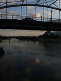 Puente del Estado (Estate bridge) Tortosa  Tarragona  Spain