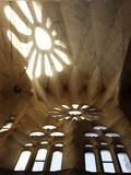 Sagrada Familia  Gaudi  Barcelona  Spain