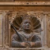 King Ferdinand II of Aragon  Royal Schools  Tortosa  Tarragona  Spain