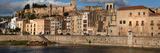 Old city of Tortosa  Tarragona  Spain