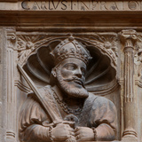 Charles V  Royal Schools  Tortosa  Tarragona  Spain