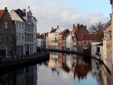 Bruges  Western Flanders  Belgium