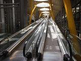 New Terminal Building T4  Barajas Airport  Madrid  Spain