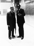 Roy Wilkins  Vernon Jordan - 1974
