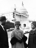 Shirley Chisholm  Wesley Holder   - 1969