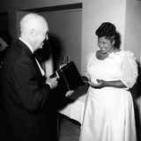 Mahalia Jackson  Dwight D Eisenhower 1959