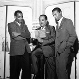 Langston Hughes  Chatley Herrigan  Melvin Stewart - 1957