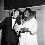 Mahalia Jackson  Eddie Fisher - 1955