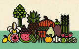 Fruit &amp; Veggies (Large)