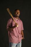 Michael Bourn No 24 - Center Fielder for the Atlanta Braves