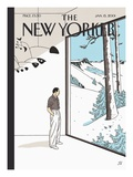 The New Yorker Cover - January 15  2001