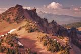Peaks in Southern Oregon