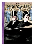 The New Yorker Cover - March 4  1933