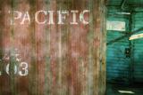 Pacific Railcar Detail