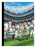 The New Yorker Cover - April 8  2013