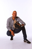 Carlos Corporan No 22 - Catcher for the Houston Astros