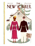The New Yorker Cover - June 24  1933