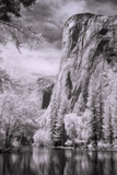 El Capitan and the Merced River  Infrared