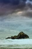 Seascape Mood at Big Sur