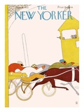 The New Yorker Cover - August 19  1933