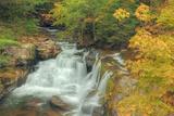 Catskill Roadside Waterfall