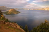 Across Crater Lake