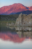 Morning Light at Mono Lake  California