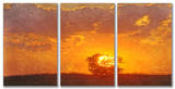 Farewell My Friend Triptych Art