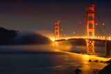 Bridge and Fog  San Francisco