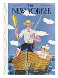 The New Yorker Cover - July 30  1932