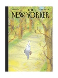 The New Yorker Cover - August 21  2006