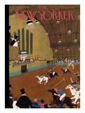 The New Yorker Cover - January 20  1934