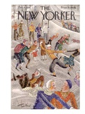 The New Yorker Cover - February 6  1932