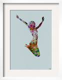 Dancer Watercolor 5