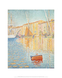Saint-Tropez The Red Buoy  1895