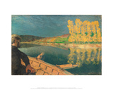 The Boatman (Le Passeur)  1897