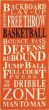 Basketball Lay-Up