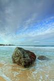 Morning Seascape at Garrapata Beach
