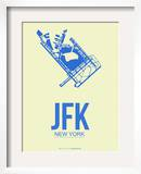 Jfk New York Poster 3
