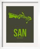 San San Diego Poster 2