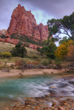 Zion Morning Riverside